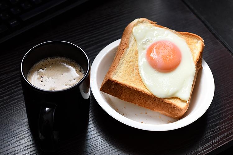 コーヒーとラピュタパンと私