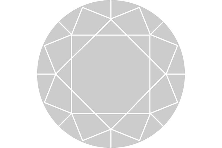 ダイヤモンド シンプル